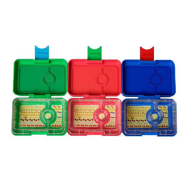 Yumbox MiniSnack - 3 Colours