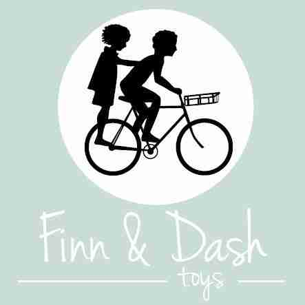 Finn and Dash Toys Logo