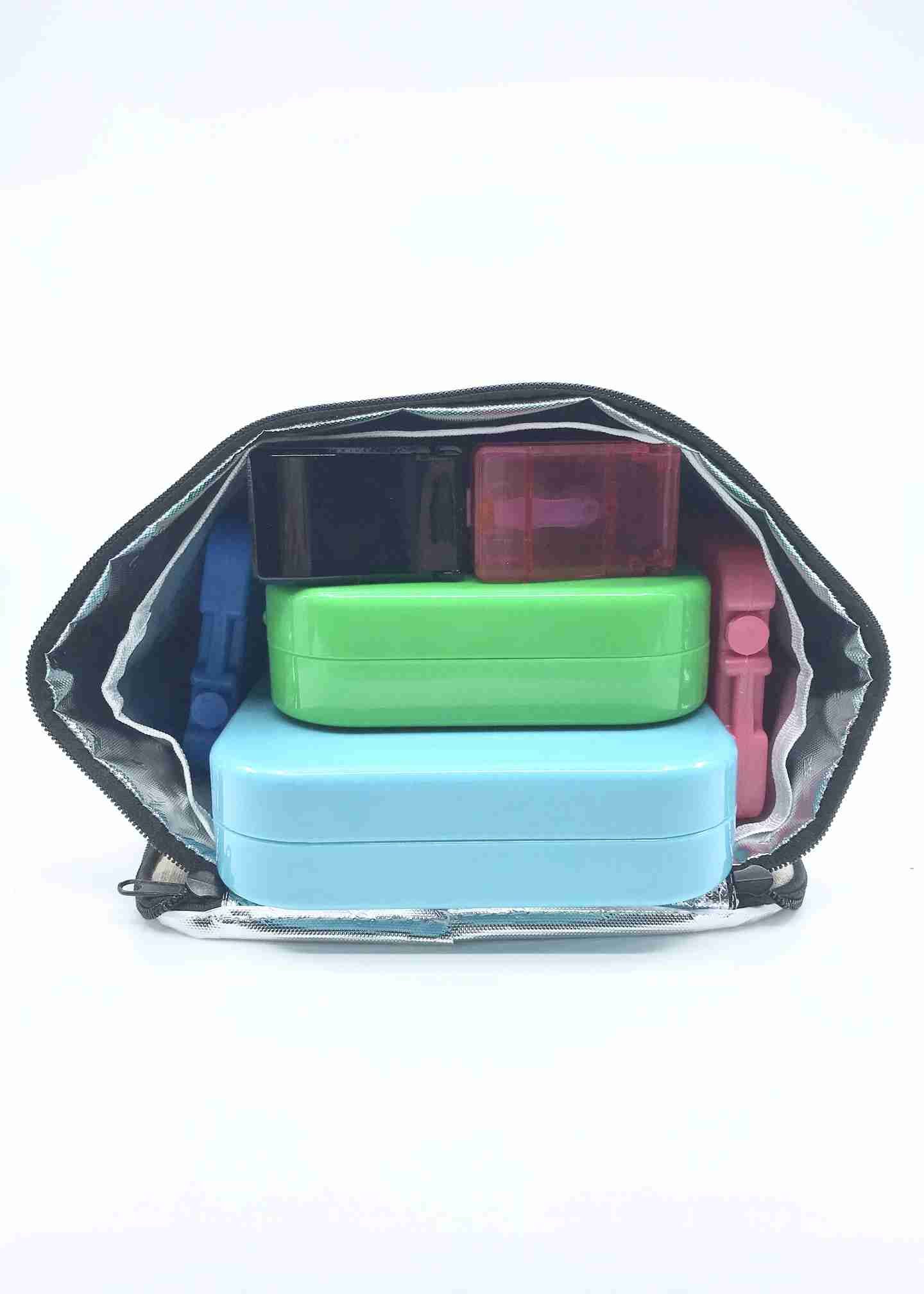 SoYoung Large Cooler Bag - Packing Example