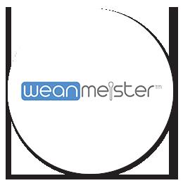 WeanMeister Logo - Round