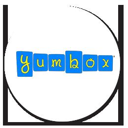 Yumbox Logo - Round