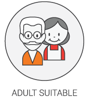Product Icon - Adult Suitable