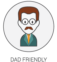 Product Icon - Dad Friendly