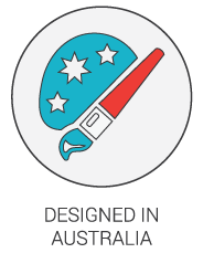 Product Icon - Designed in Australia