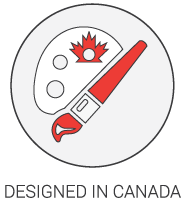 Product Icon - Designed in Canada