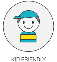 Product Icon - Kid Friendly