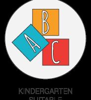 Product Icon - Kindergarten Suitable
