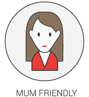 Product Icon - Mum Friendly