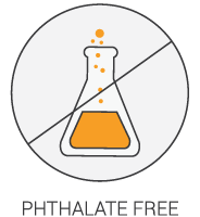 Product Icon - Phthalate Free