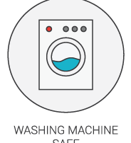 Product Icon - Washing Machine Safe