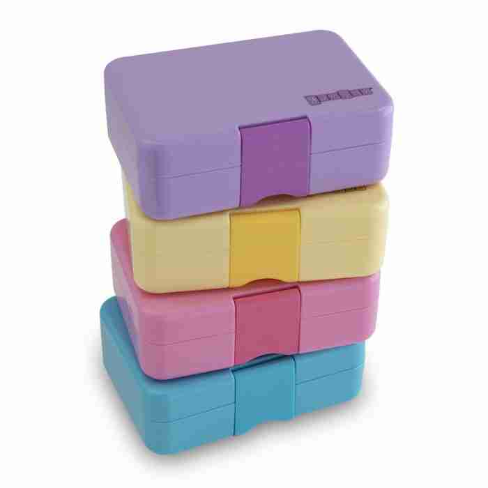 Yumbox - Mini Snack - Stacked