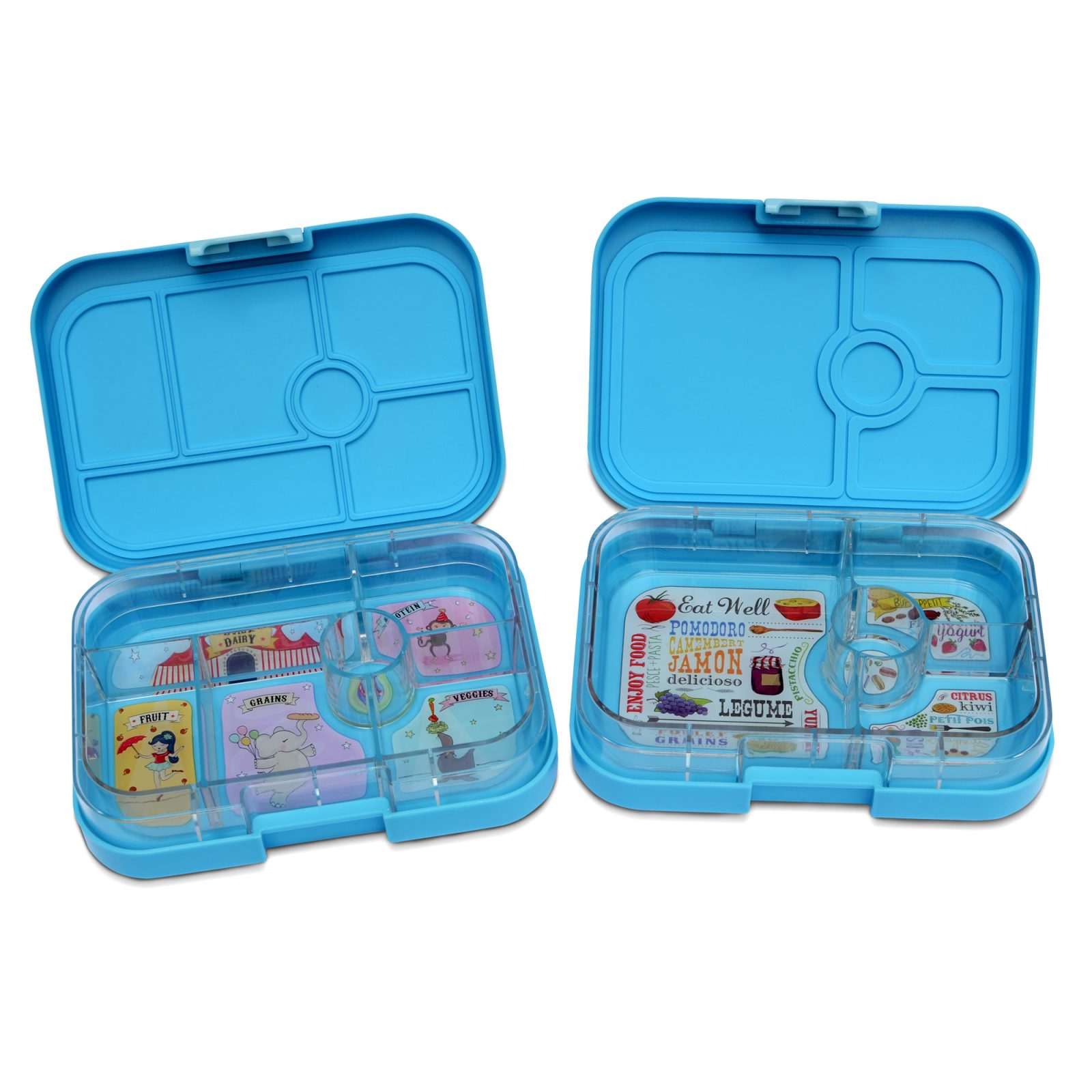 Yumbox Original and Panino - Gelato Blue
