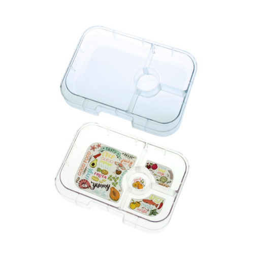 Yumbox Panino Tray - Stacked