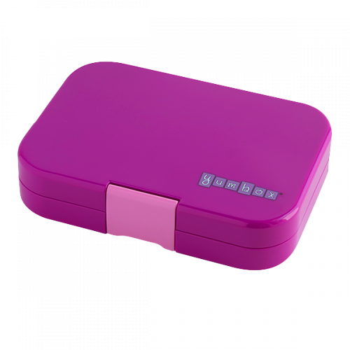 Yumbox - Bijoux Purple - Closed