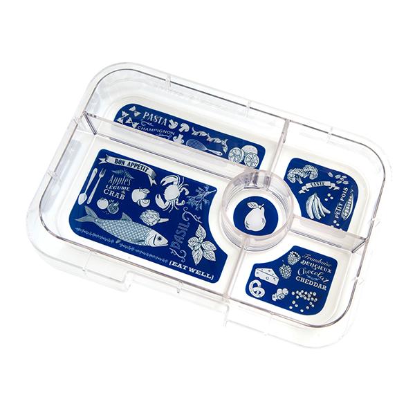 Yumbox Tapas - Blue Bon Appetit Tray
