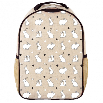SoYoung Toddler Backpack - Bunny Tile