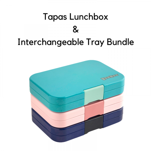 Yumbox Tapas Tray Bundle