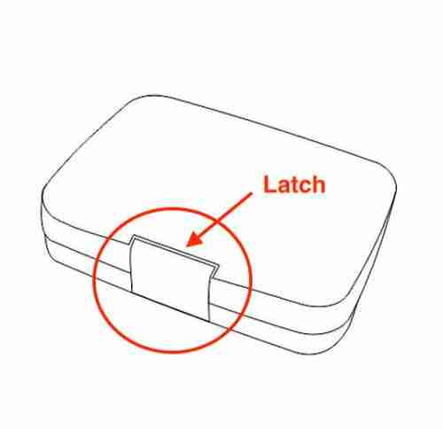 Yumbox - Replacement Latch