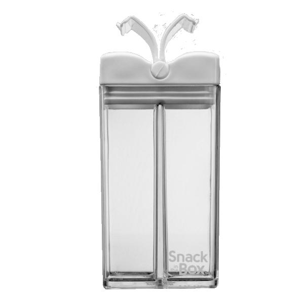 Precidio SIB - White Clear - Open