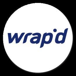 Wrapd - Logo