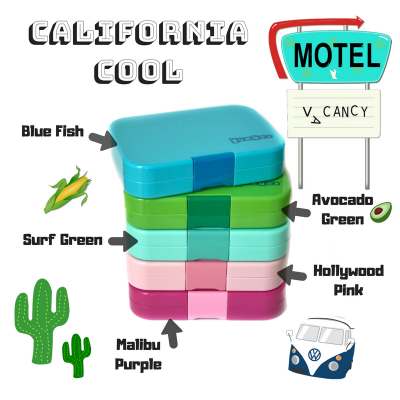 Yumbox - California Cool Stack