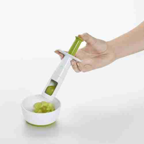 OXO Grape and Tomato Cutter - Lifestyle
