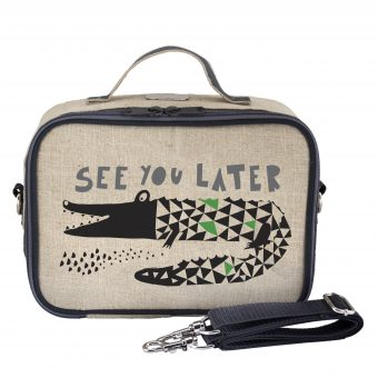 SoYoung - Lunchbox - Wee Gallery Alligator