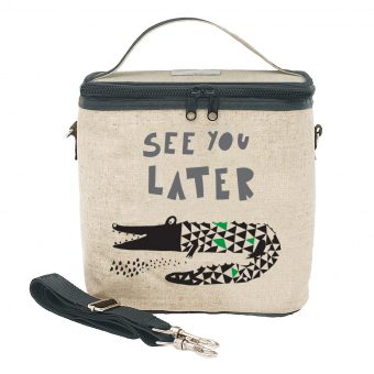 SoYoung - Small Cooler Bag - Wee Gallery Alligator