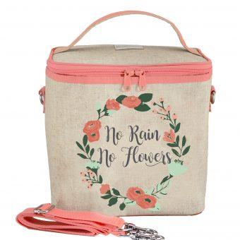 SoYoung - Large Cooler Bag - No Rain No Flowers
