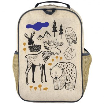 SoYoung - Grade School Backpack - Wee Gallery Nordic