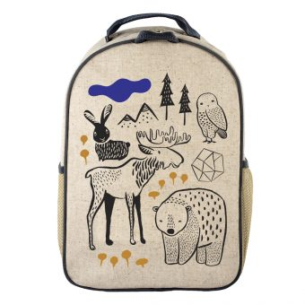 SoYoung - Toddler Backpack - Wee Gallery Nordic