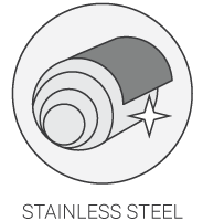 Product Icon - Stainless Steel