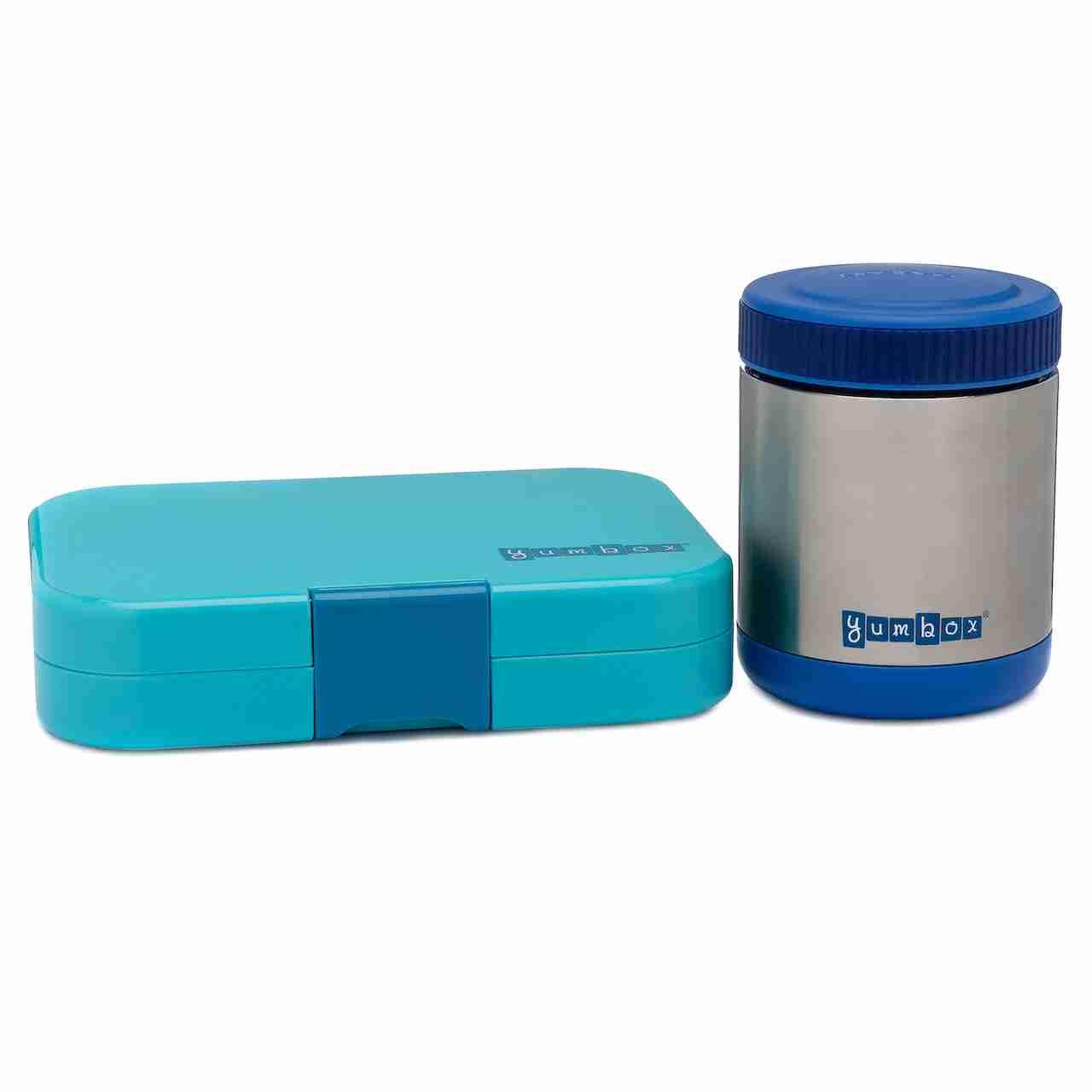 Yumbox Zuppa and Original - Neptune Blue