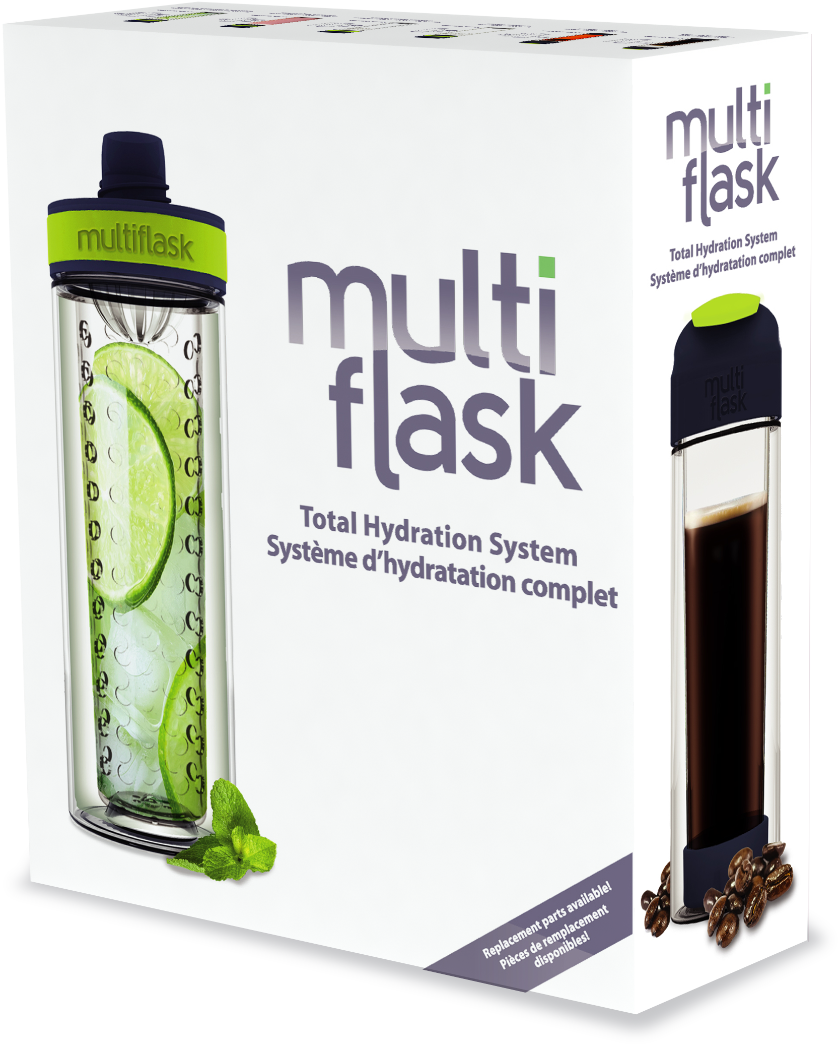 Precidio - Multiflask 6-in-1