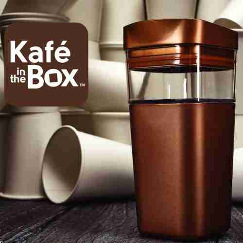 Precidio - Kafe in the Box - Lifestyle