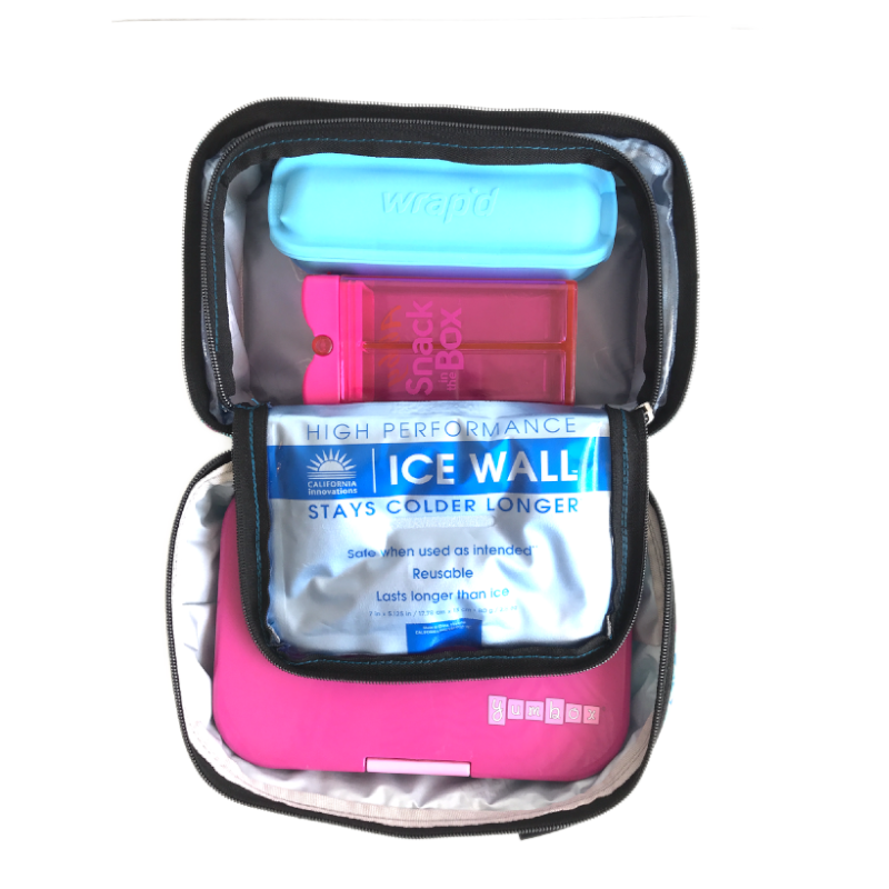 Arctic Zone Lunch Pack Double - Open Full