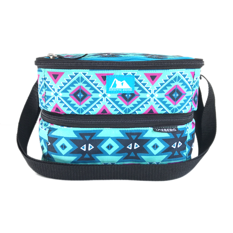 Arctic Zone Lunch Pack Double - Aztec