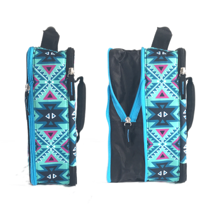 Arctic Zone Lunch Pack Expandable - Aztec - Expanded