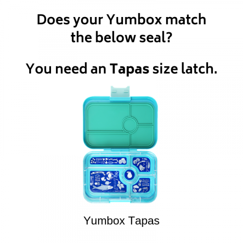Yumbox - Latch Type