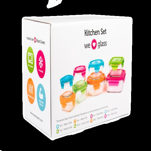 Wean Green - Kitchen Set Boxed