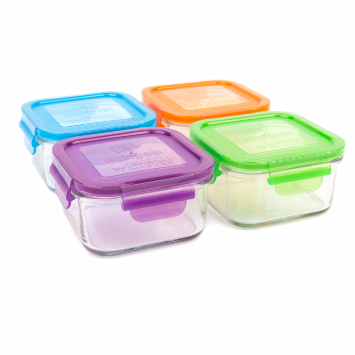 Wean Green - Lunch Cubes - Group