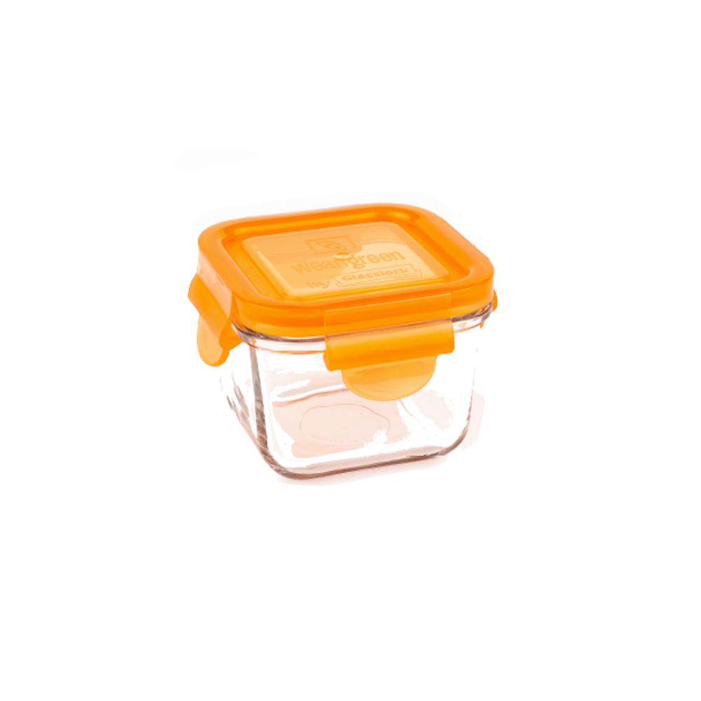 Wean Green - Snack Cube - Carrot