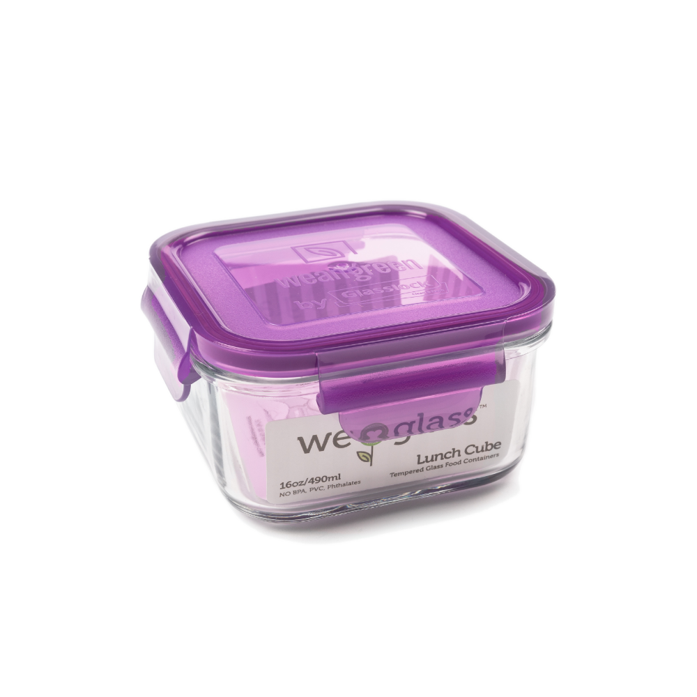 Wean Green - Snack Cube - Grape
