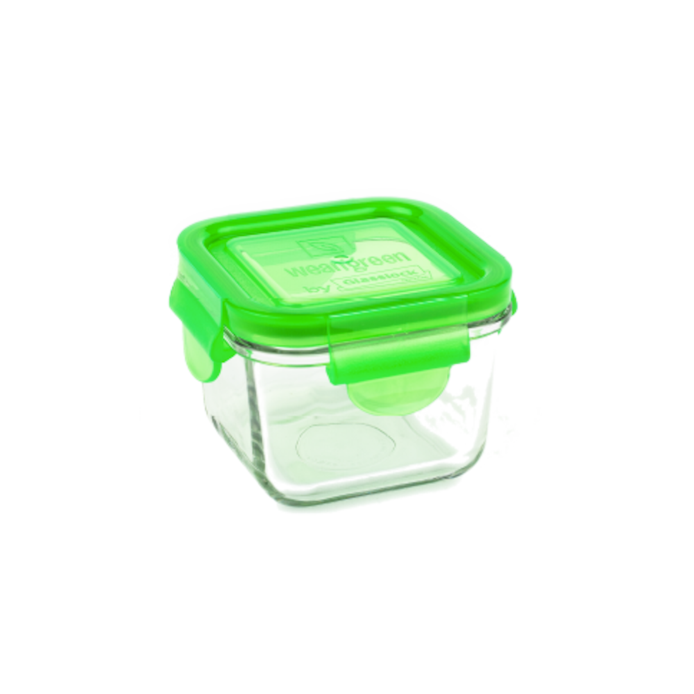 Wean Green - Snack Cube - Pea
