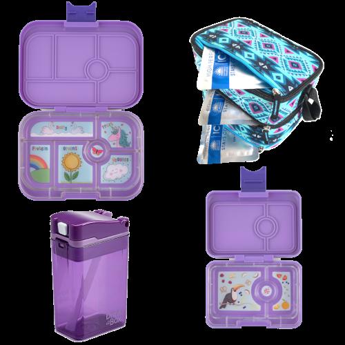 Bundle - Keep Cool - Purple