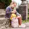 Petit Monkey - Print Backpack - Lifestyle