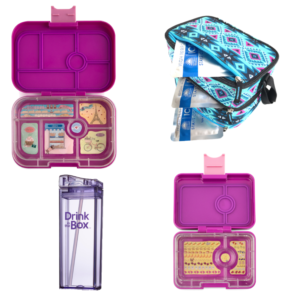 Back to School Bundle - Keep Cool Purple