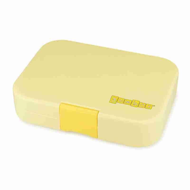 Yumbox - Original - Closed - Sunburst Yellow