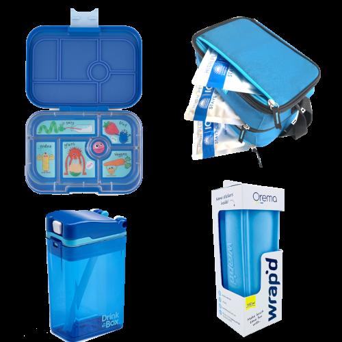 Bundle - Wrap It - Blue