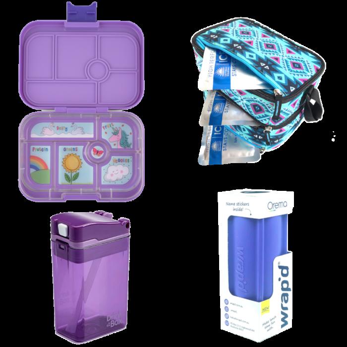 Bundle - Wrap It - Purple